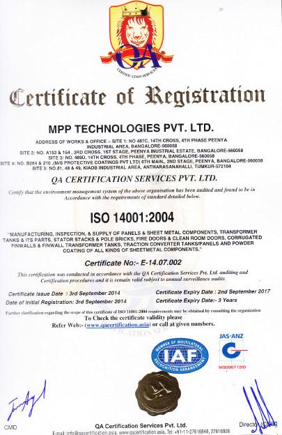 MPP TECHNOLOGIES